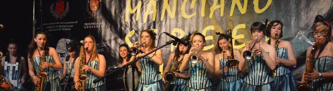 Street Music Festival Manciano Maremma Toscana